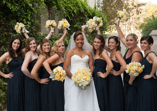 LA Wedding Planner Wayne Gurnick: full service wedding design, planning and coordination at St. Monica's and Hotel Casa Del Mar