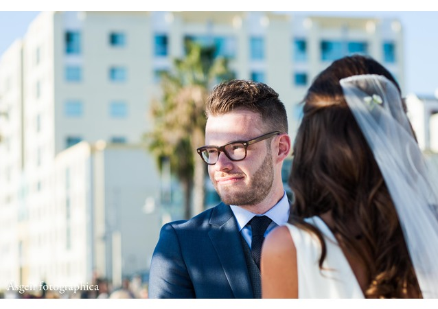 LA Wedding Planner Wayne Gurnick: wedding design and coordination for flower-inspired destination wedding at Shutters on the Beach, Santa Monica, CA