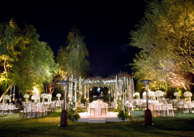 LA Wedding Planner Wayne Gurnick: full service wedding design, planning and coordination at a private estate in Beverly Hills