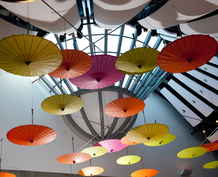 Whimsical Umbrellas