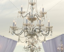 Chandeliers in the Sky
