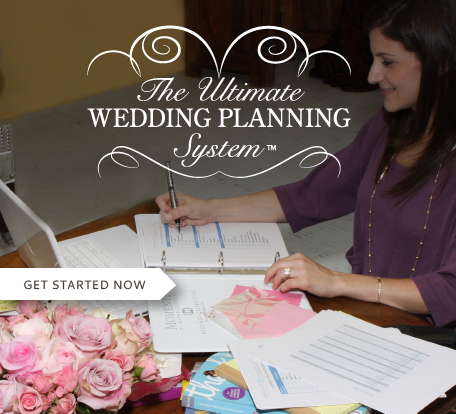 The Ultimate Wedding Planning System. Get started now.